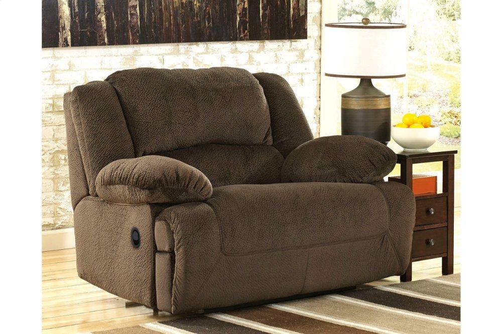 Ashley Furniture Zero Wall Wide Seat Recliner