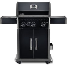 Rogue® 425 Black Edition Natural Gas Grill with Infrared Side Burner