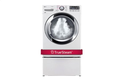7.4 cu. ft. Ultra Large Capacity SteamDryer w/ NFC Tag On Product Image