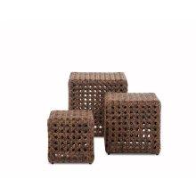 Mesa 3 pack Cube Set