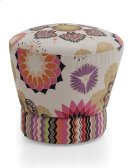 Floral Ottoman Product Image