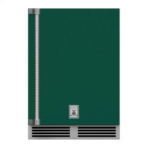 """Hestan24"""" Hestan Outdoor Undercounter Refrigerator (Solid Door) - GRSR Series - Grove"""