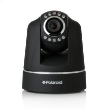 Polaroid Wireless Network Surveillance Camera IP200B with remote control movement and intercom