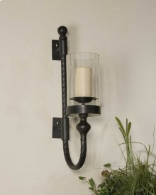 Garvin Candle Sconce