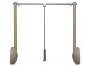 Pull Down Closet Rod  Tallman Double Type