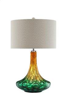 Carina Art Glass table lamp