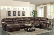 6pc Motion Sectional Product Image