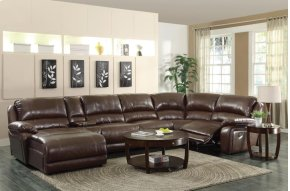 6pc Sectional