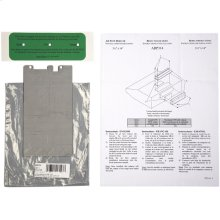 """Air Flow Reducer, 3-1/4"""" x 14"""" (sold in a pack of 5)"""
