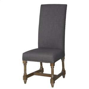 CRESTVIEW COLLECTIONSGrayson Linen Side Chair