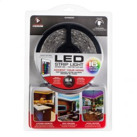 RGB LED Strip Light Kit