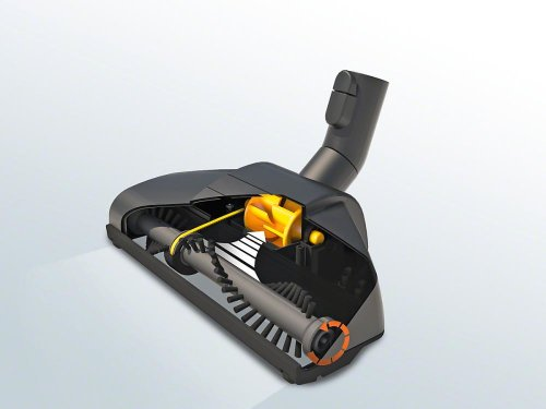 STB 205-3 Turbo - floorbrush For quick removal of hair and threads, even from delicate rugs and carpets.
