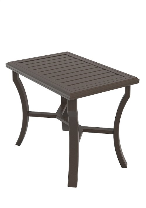 "Banchetto 36"" x 24"" Rectangular Dining Table"