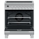 "Fisher & Paykel Electric Range 30"" - Ceramic Radiant"