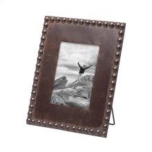 Beaded Frame 5x7 Natural