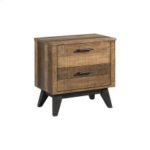 Bedroom - Urban Rustic Nightstand