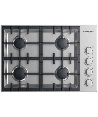 "Gas Cooktop 30"", 4 burner (LPG) Product Image"