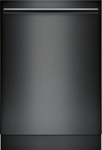 "800 Series 24"" Bar Handle Dishwasher 800 Series- Black SHX878WD6N"