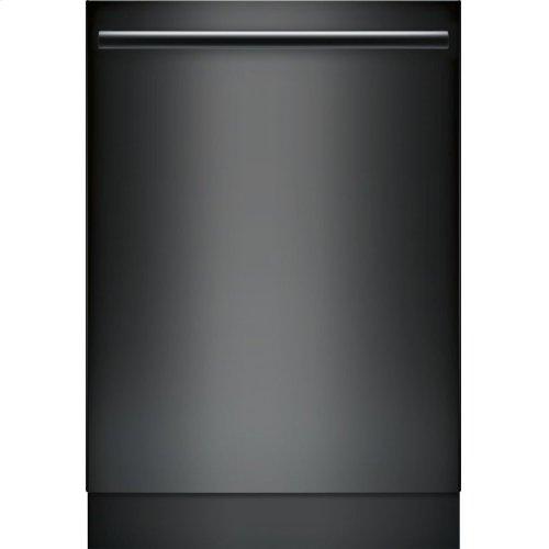 800 Series built-under dishwasher 24'' Black SHXM78W56N