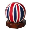 Medium Wooden Sphere Product Image