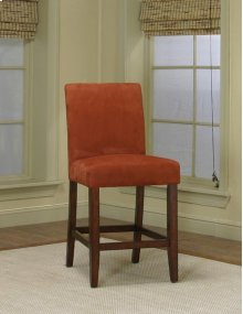 """Sunset Trading 24"""" Parkwood Parson Stool in Brick"""