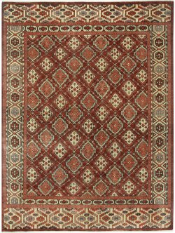Legacy-Gabbeh Red Multi