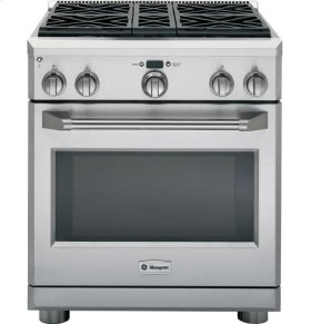 """30"""" Pro Range - All Gas with 4 Burners"""