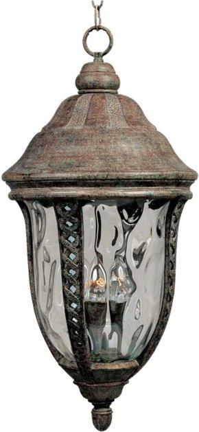 Whittier Cast 3-Light Outdoor Hanging Lantern