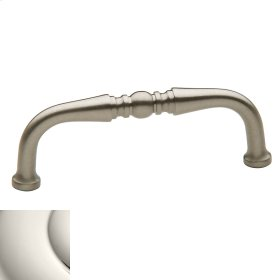 Polished Nickel Colonial Pull