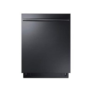 Samsung AppliancesStormWash Dishwasher with Top Controls in Black Stainless Steel