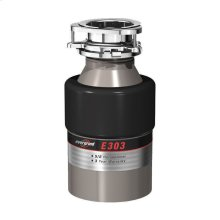 Evergrind E303 Garbage Disposal, 5/8 HP