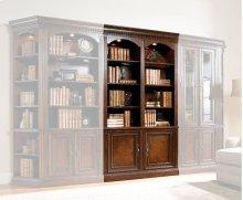 "European Renaissance II 48"" Wall Bookcase"