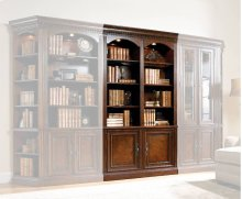 "European Renaissance II 48"" Wall Bookcase"