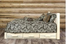 Homestead Platform Beds with Storage