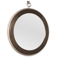 Regent Round Mirror