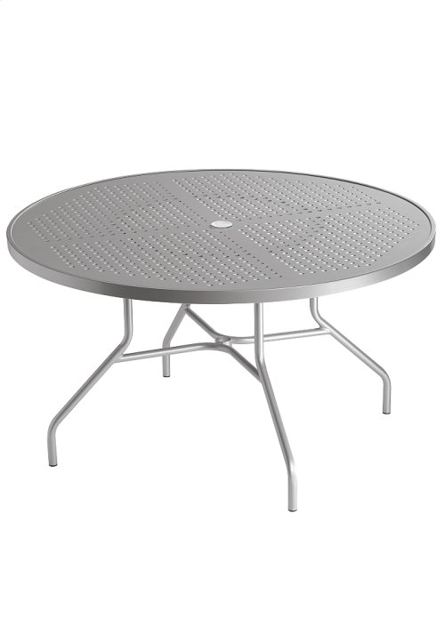 "Boulevard 48"" Round Dining Umbrella Table"