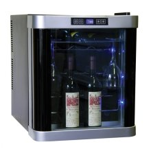 20-Bottle Display Window Wine Cellar / HVDW20ABB