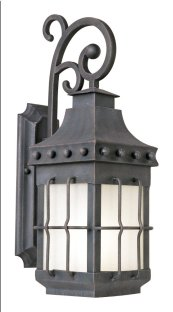Nantucket LED 1-Light Outdoor Wall Lantern