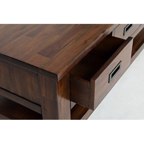 Coolidge Corner Three Drawer Cocktail Table