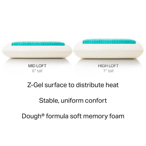 Dough Gel - King High Loft Plush