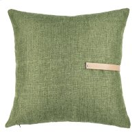 Green Pillow. Product Image