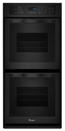 6.2 Cu. Ft. Double Wall Oven with High-Heat Self-Cleaning System