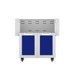 "Hestan30"" Hestan Outdoor Tower Cart with Double Doors - GCD Series - Prince"