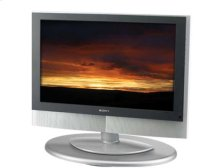 TV Turntable for MEDIUM LCD TVs - Silver