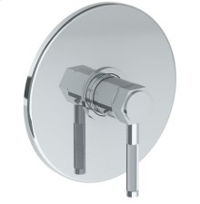 Wall Mounted Thermostatic Shower Trim, 7 1/2""