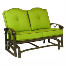 Cinnamon Bay Love Seat Glider