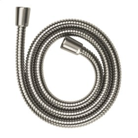 Brushed Nickel Metal shower hose 1.25 m