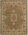 Nourison 2000 2028 Oli Rectangle Rug 7'9'' X 9'9''