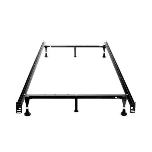 Adjustable Queen / Full / Twin Bed Frame Wheels