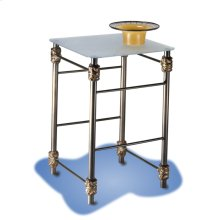 Oxford Iron Side Table - #480